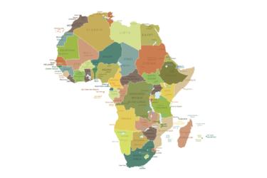 国の名は ――アフリカ編まとめ 「めくるめく国名ワールド」