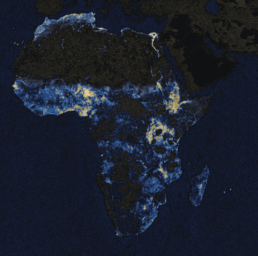 フェイスブックがアフリカの地図をつくり直す理由